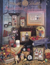 Autumn Gathering, Mill Hill Cross Stitch Pattern Booklet HTF - $14.95