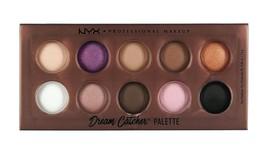 NYX Cosmetics Dream Catcher Shadow Palette Golden Horizon Brand New - $12.46