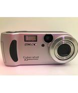 Sony Cyber-shot DSC-P71 3.2MP Digital Camera - Silver - $18.31