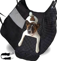 ZPAW Pet Seat Cover for Back Seat Dog Cover Car Dog Car Seat Covers Car ... - $48.64