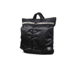 JAM HOME MADE x PORTER 2WAY Studs Helmet Bag Black New Made in Japan EMS - $869.67 CAD