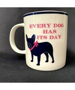 Every Dog Has Its Day Draper James Coffee Mug - $14.85