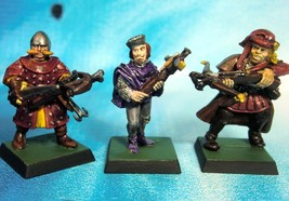 Dungeons & Dragons Miniatures  Elite Crossbowmen Guards !!  s103 - $30.00