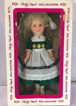 SHIRLEY TEMPLE 1982 Ideal toy corporation Newark Made in Hong Kong 12in. - $40.00