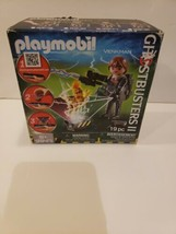 PLAYMOBIL® 9347 Ghostbusters II Peter Venkman Playmogram 3D Figure - $9.69