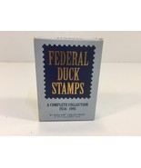 Federal Duck Stamps Collection 1934-1991 -1992 Bon Air Collectibles - $14.99