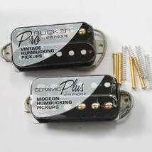Epi Alnico classico N e probucker B pickups with Gold spots - $33.65