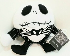 THE NIGHTMARE BEFORE CHRISTMAS: DOG TOY: SQUEAKY TOY: JACK SKELLINGTON: NEW - £6.42 GBP