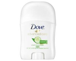 Dove Advanced Care Anti-Perspirant Deodorant, Cool Essentials 0.50 oz - $3.50