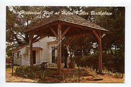 Historical Well at Helen Keller Birthplace Ivy Green Tuscumbia Alabama - $0.99