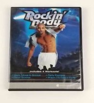 Rockin' Body - includes 4 Workouts by BeachBody with Shaun T  DVD - $11.75