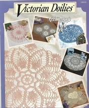 The Needlecraft Shop Crochet Pattern Booklet-Victorian Doilies by LaFlamme - $7.25