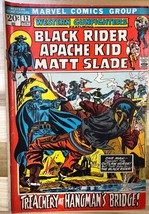 WESTERN #GUNFIGHTERS #12 (1972) Marvel Comics VG+ - $9.89
