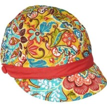 Vera Bradley Newsgirl Hat (Provencal) NWT $38 - $23.51