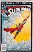 Superman #77 : The End (Funeral For a Friend - DC Comics) [Comic] [Mar 01, 1993] - £3.91 GBP
