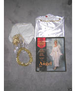ADULT ANGEL HALLOWEEN COSTUME SIZE ONE SIZE FIT... - $22.50