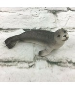 Schleich Seal Figure Realistic PVC Marine Animal Wildlife Nature Collect... - $9.89