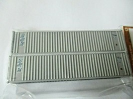 Jacksonville Terminal Company #405512 SCS 40' Standard Containers N-Scale image 1