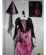 CHILD ADORABLE WICKED PRINCESS DAMSEL HALLOWEN ... - $20.00