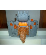 FISHER PRICE IMAGINEXT DRAGONMENT'S CASTLE FORT... - $12.50