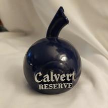 Blue Calvert Reserve Vintage Bottle Stopper Pourer Spout - $4.70