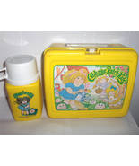 CABBAGE PATCH KIDS LUNCHBOX THERMOS 1983 - $24.99