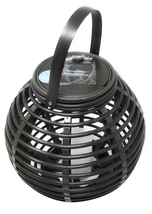 TX USA Corporation Resin Wicker Solar Lantern - Large - $23.05