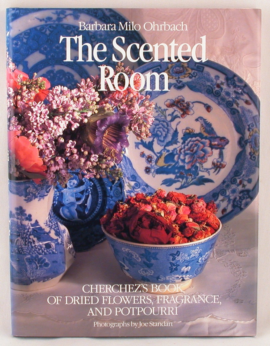 Book scented room