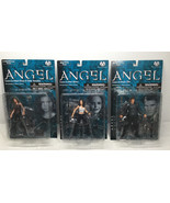 "Angel Series 1 6"" Action Figures Faith, Cordelia, Angel - Moore Action F... - $52.25"