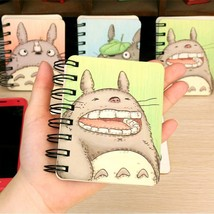 Totoro Notebook, Bookmark, Totoro sticky notes, Pocket Notebook, my_neig... - $3.00