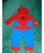 TODDLER 1 PC TALKING SPIDER SENSE SPIDERMAN HAL... - $12.50