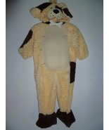 TODDLER FAKE FUR TAN DOG FROM MINIWEAR HALLOWEE... - $17.50
