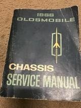 1966 Oldsmobile F85 CUTLASS 442 VISTA DELTA TORNADO 88 Service Shop Manu... - $59.35
