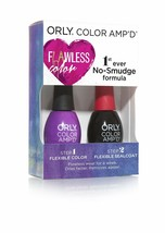 Orly Color Amp'd Launch Colour Nail Polish Kit, Valley Girl 11 ml by Orly - $17.56