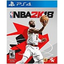 Take-Two NBA 2K18 - Sports Game - PlayStation 4 - $40.59