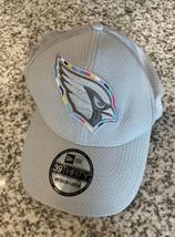 New Era Arizona Cardinals Crucial Catch Sideline 39Thirty Size Medium/Large Hat - $27.71