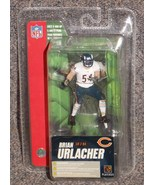 McFarlane NFL Chicago Bears Brian Urlacher 3 inch Figure New In The Package - $17.99