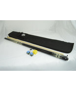 KIT4 New McDermott Pool Cue with Accessories Billiards Stick Free Case Kit 4  - $70.00