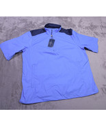 NWT NEW  RALPH LAUREN POLO GOLF Mens Packable Pullover JACKET Size Large L - $78.17