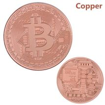Commemorative Collectible Bitcoin Set - 3 Pieces Total w/Random Color and Design image 4