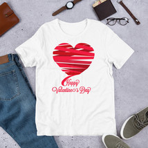Happy Valentines Love Shirt, Valentine's Day Shirt,  Women's Valentines ... - $32.00