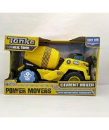 Hasbro Tonka Power Movers Cement Mixer Truck New  - $19.99