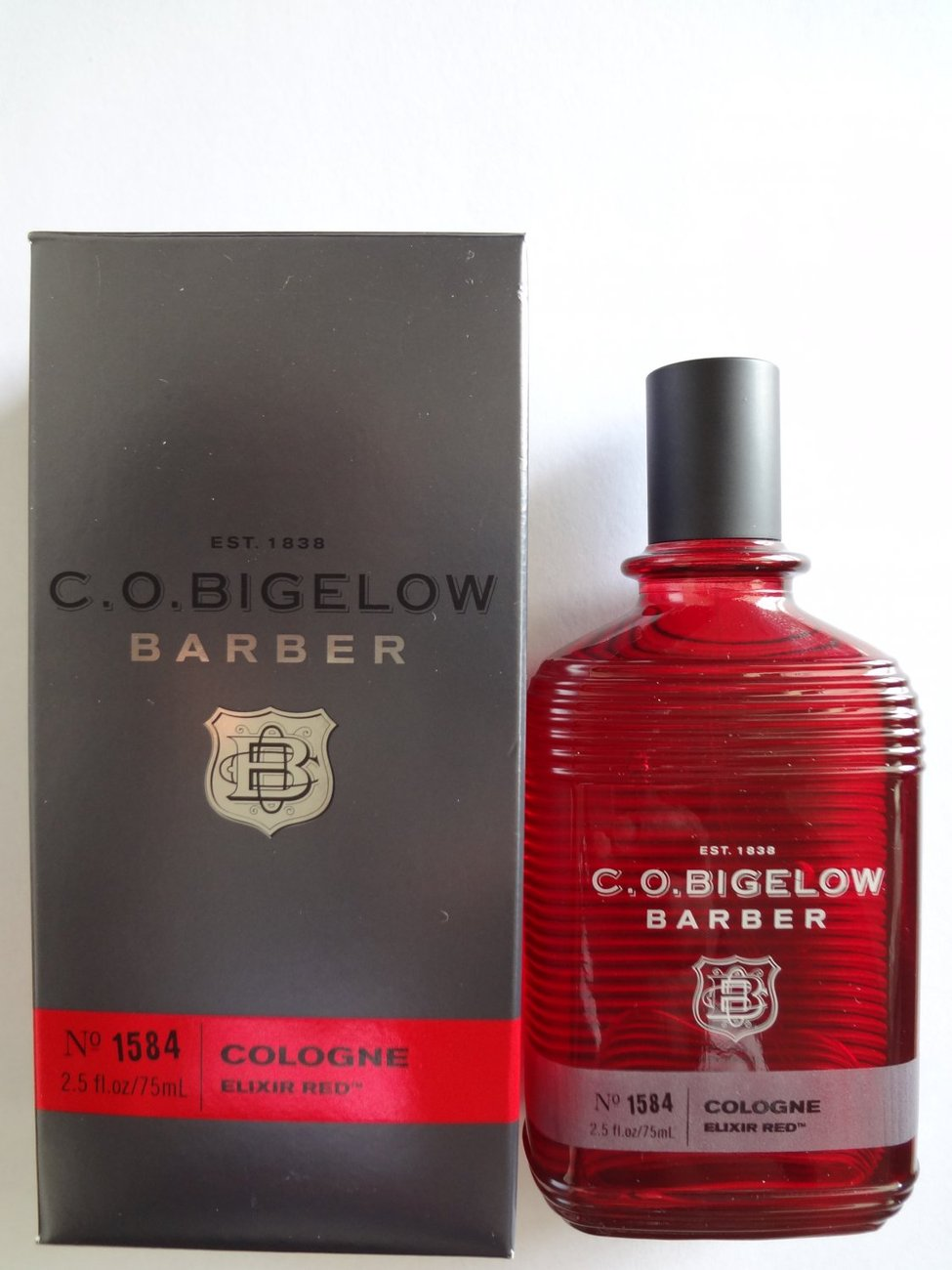 Bigelow red cologne 1