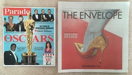 Lot 2 2018  Oscars: Parade & The Los Angeles Times The Envelope Academy ... - $5.75