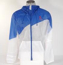 Puma Usain Bolt Lightweight Packable Hooded Running Jacket Mens NWT - $89.99