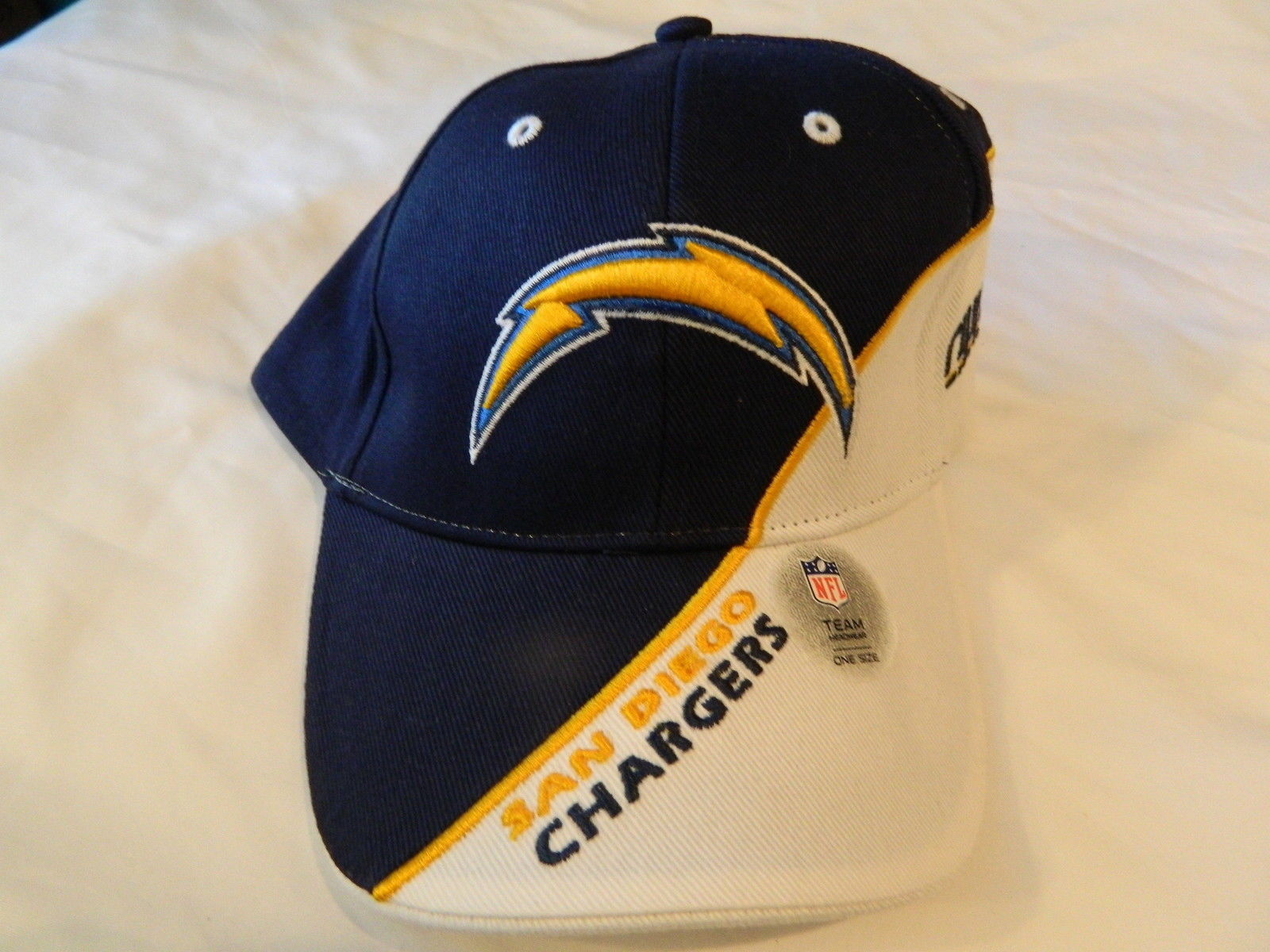 Team San Diego Chargers NFL Team Apparel Blue One Size One size fits most NWT