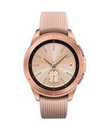 Samsung SM-R810NZDAXAR 42mm Galaxy Smart Watch - Bluetooth - Rose Gold - $247.69