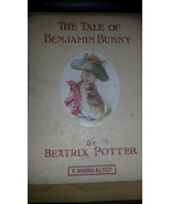 The Tale Of Benjamin Bunny 1904,First Edition Beatrix Potter - $3,999.99