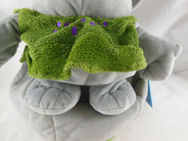 "Disney Store Frozen Rock Reversible Plush aproximately 12"" troll doll 9""' w Tag image 5"