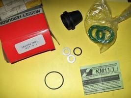 Massey Tractor NOS Brake Slave Cylinder Seal Kit Part# 1810917m91 - $14.38